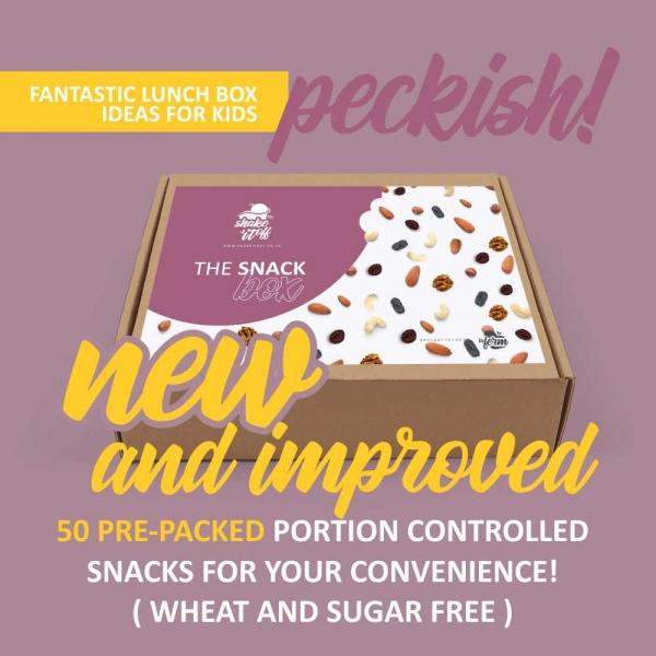 Snack Box - New